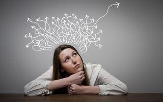 Как избавиться от навязчивых мыслей: советы психолога