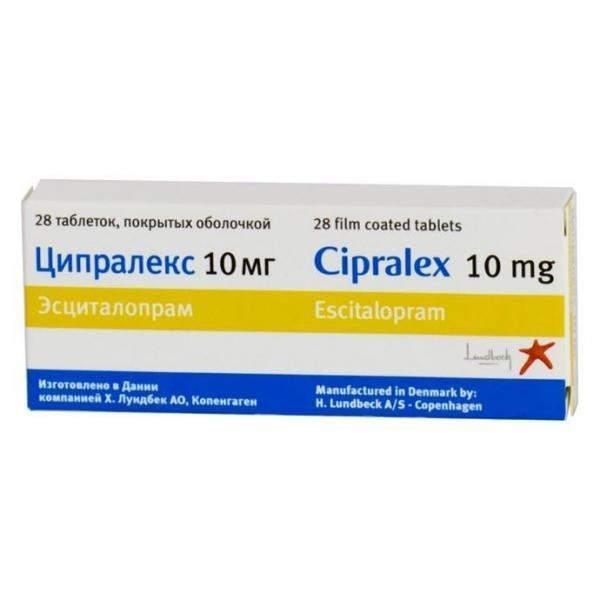 Отзывы о препарате Эсциталопрам пациентов и врачей