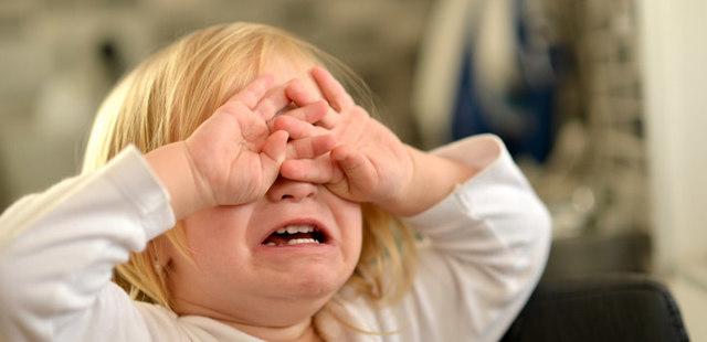 У ребенка 2-х лет истерики: причины и способы борьбы с ними