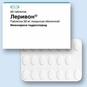 Миансерин: инструкция по применению, цена, отзывы пациентов