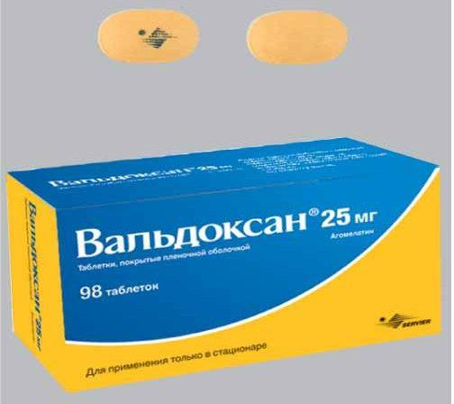 Отзывы врачей и пациентов об антидепрессанте Вальдоксан