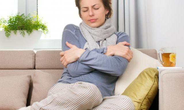 Температура при ВСД: с чем связана, проявления ее колебаний