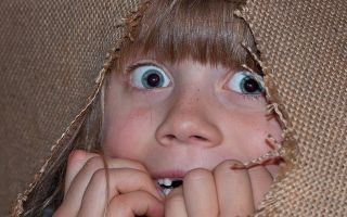 Детские страхи: характеристика, психокоррекция состояния