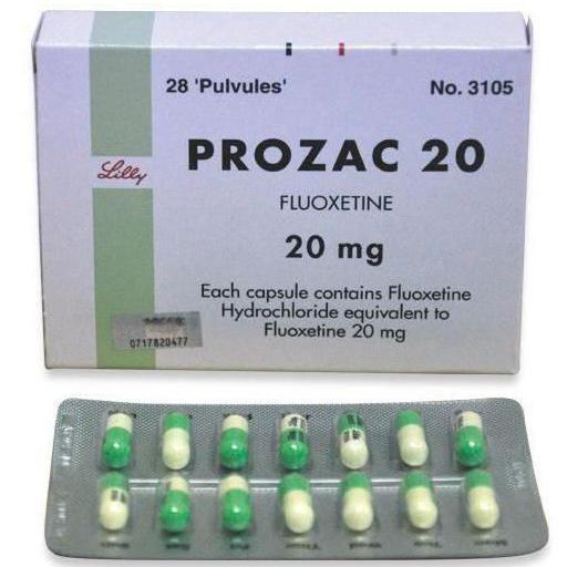 Отзывы о лекарственном препарате Прозак пациентов и врачей