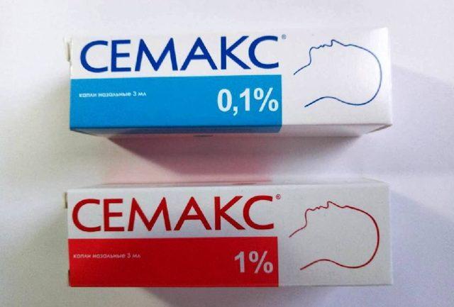Семакс: инструкция по применению, стоимость и отзывы