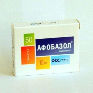 Афобазол: инструкция по применению, цена, отзывы пациентов