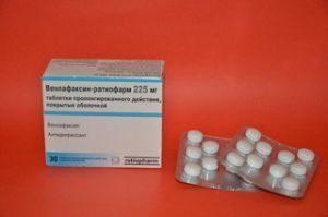 Венлафаксин: инструкция по применению, цена, отзывы