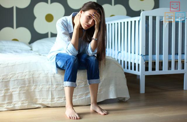 Депрессия в декрете: почему возникает и как лечится