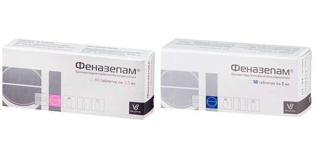 Феназепам: инструкция по применению, цена, отзывы врачей