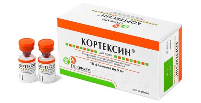 Кортексин: инструкция по применению, отзывы и стоимость