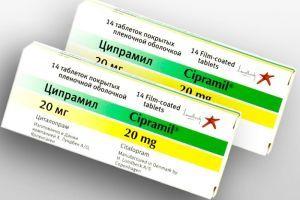 Отзывы врачей и пациентов об антидепрессанте Ципрамил