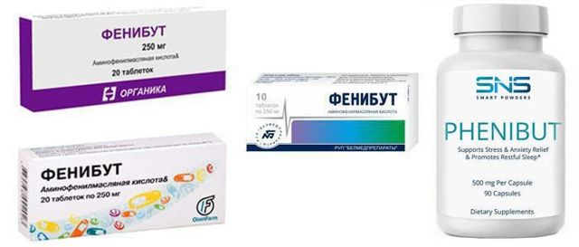 Отзывы врачей и пациентов о ноотропном средстве Фенибут