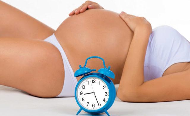 Бессонница при беременности в третьем триместре: лечение