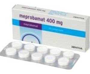 Мепробамат: инструкция по применению, отзывы врачей, цена