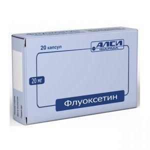 Флуоксетин: инструкция по применению, цена, аналоги, отзывы