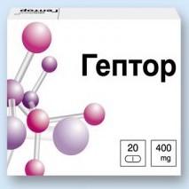 Гептор: инструкция по применению, цена, аналоги и отзывы